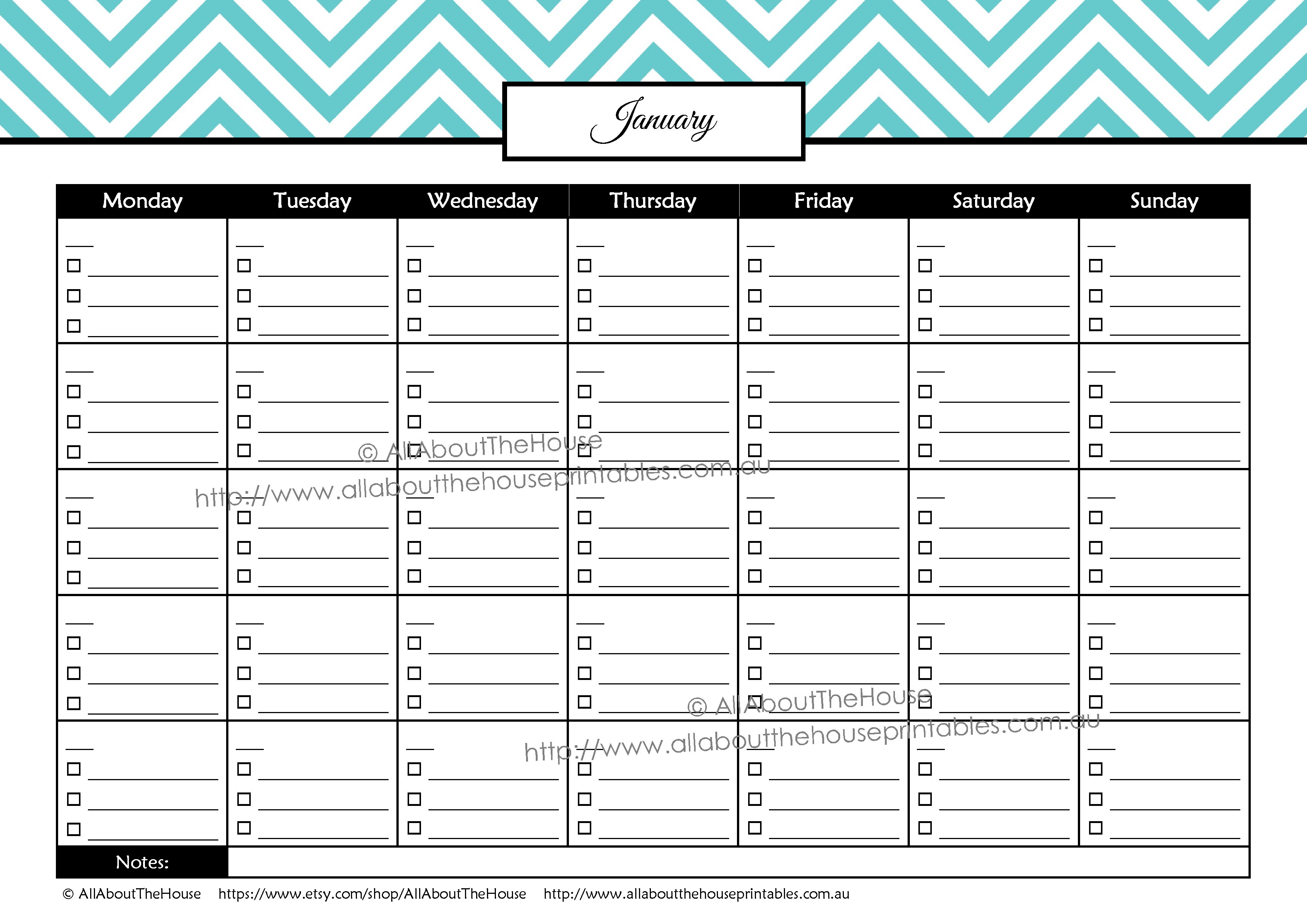 Calendar Monthly Rent : Best images of printable budget calendar free