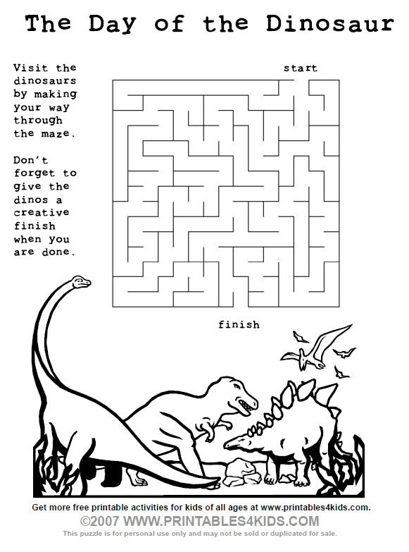 Printable Dinosaur Worksheets : Dinosaur math worksheets st grade digit subtraction