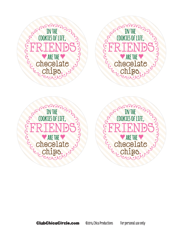 9 Images of Cookie Jar Free Printable Labels