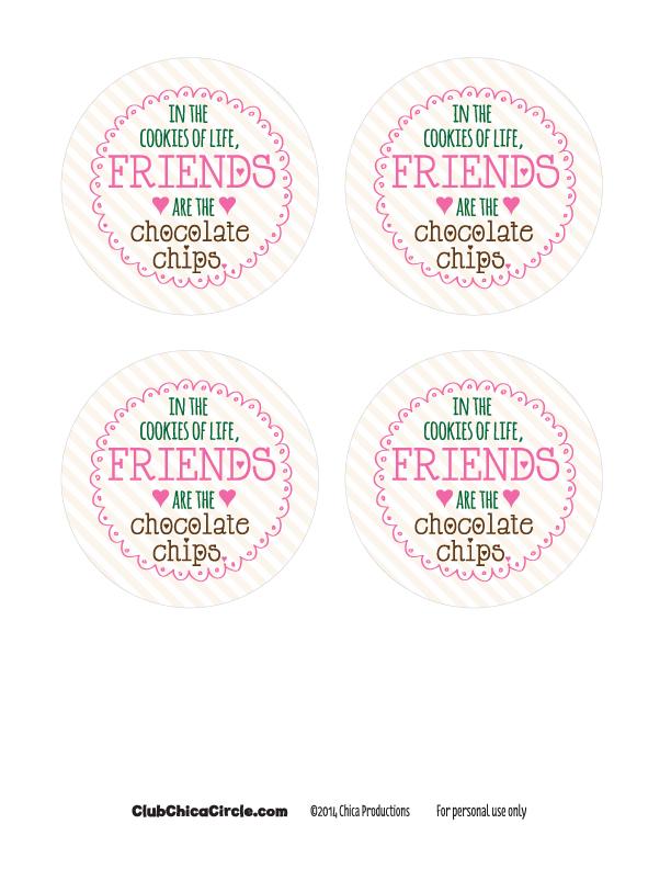 8 Images of Cookie Jar Labels Printable Free
