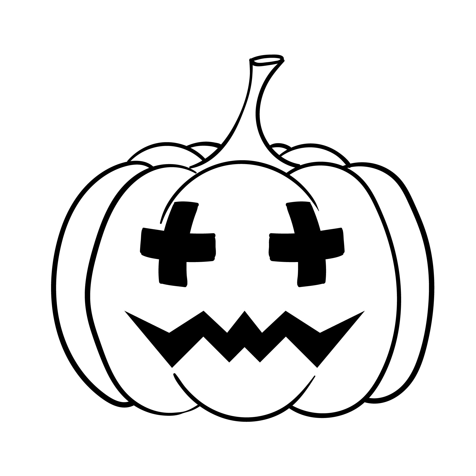 7 Best Images of Printable Halloween Templates And ...