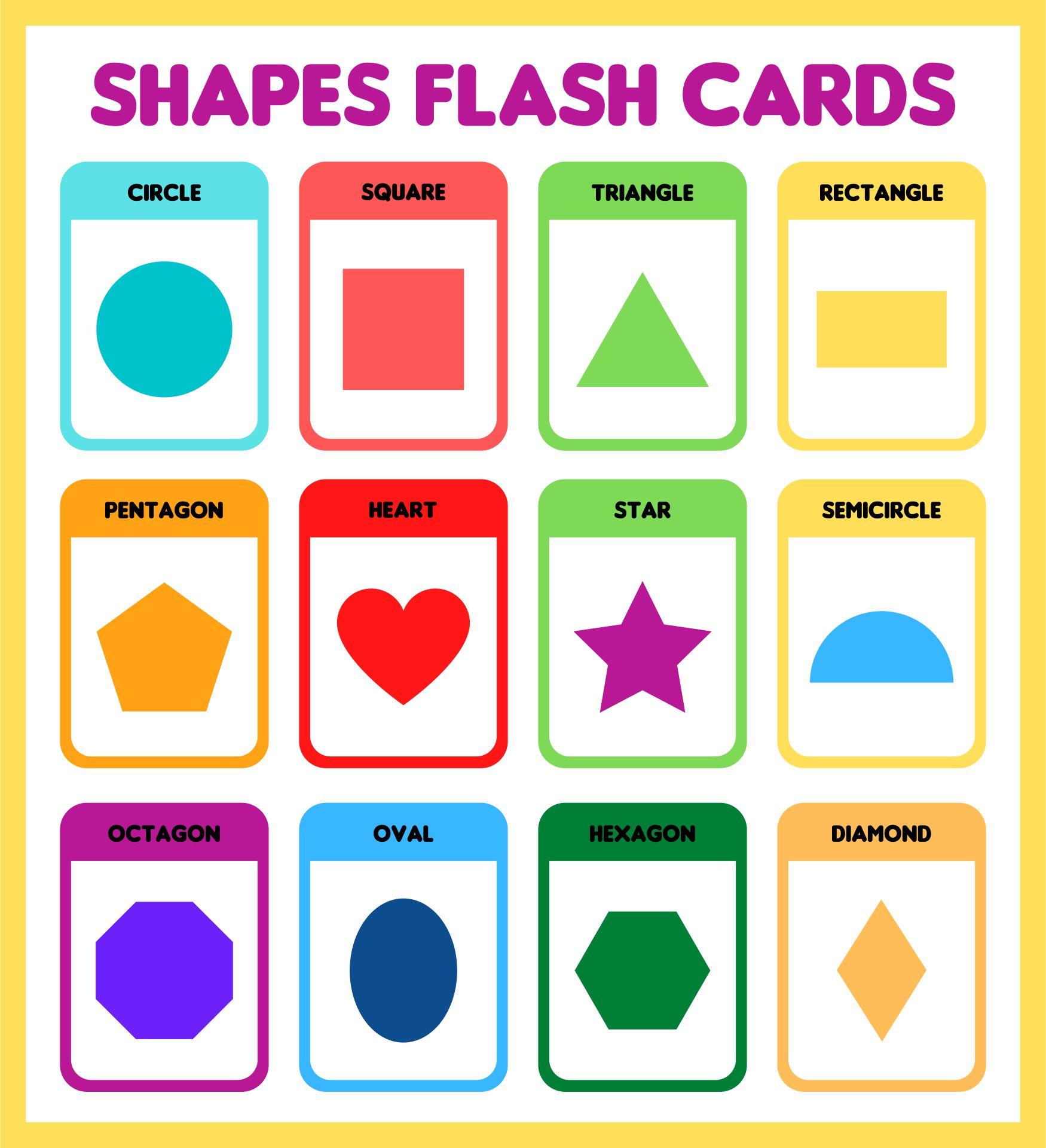 Kindergarten Flash Cards - Scalien