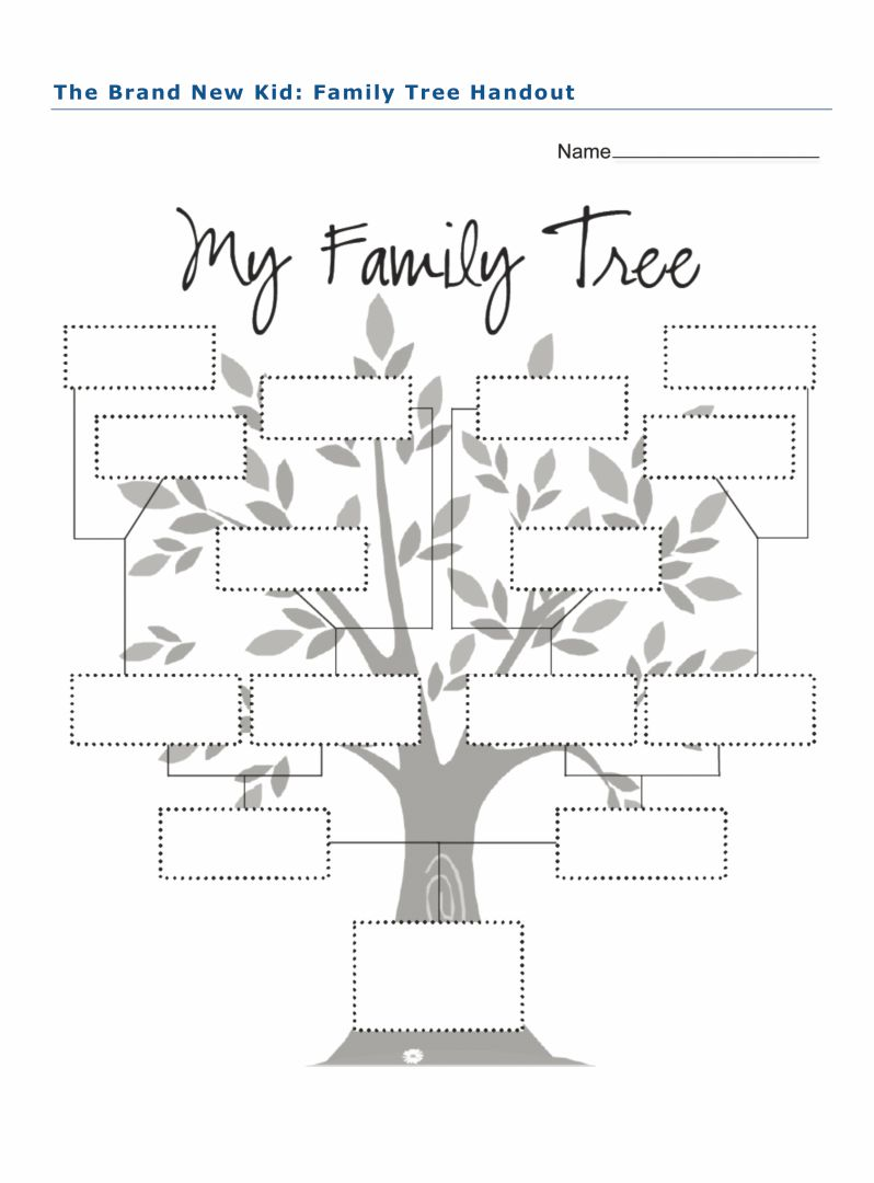 Printables Family Tree Worksheet Printable family tree worksheet printable versaldobip davezan