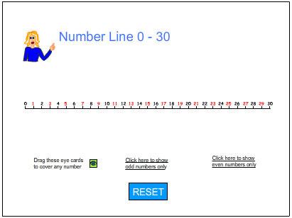 7 Best Images of Number Line 1 -100 Printable - Printable Number ...
