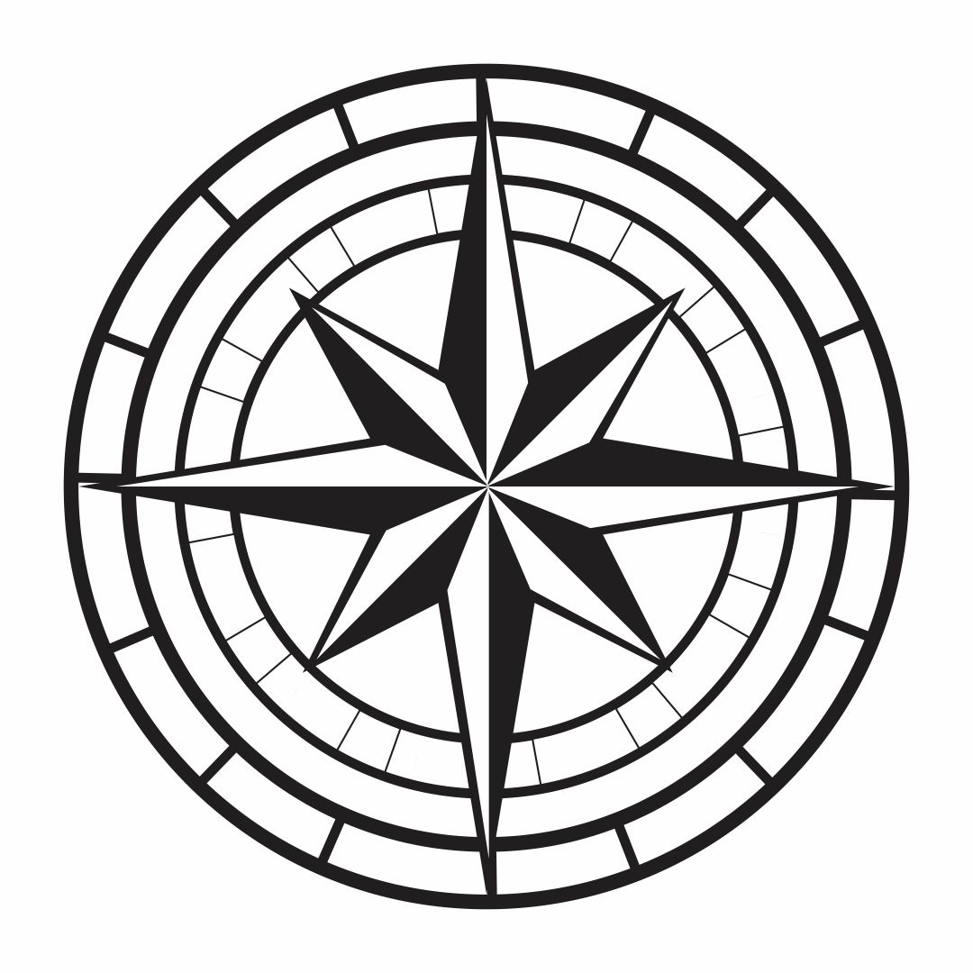 Printable Compass Rose Patterns