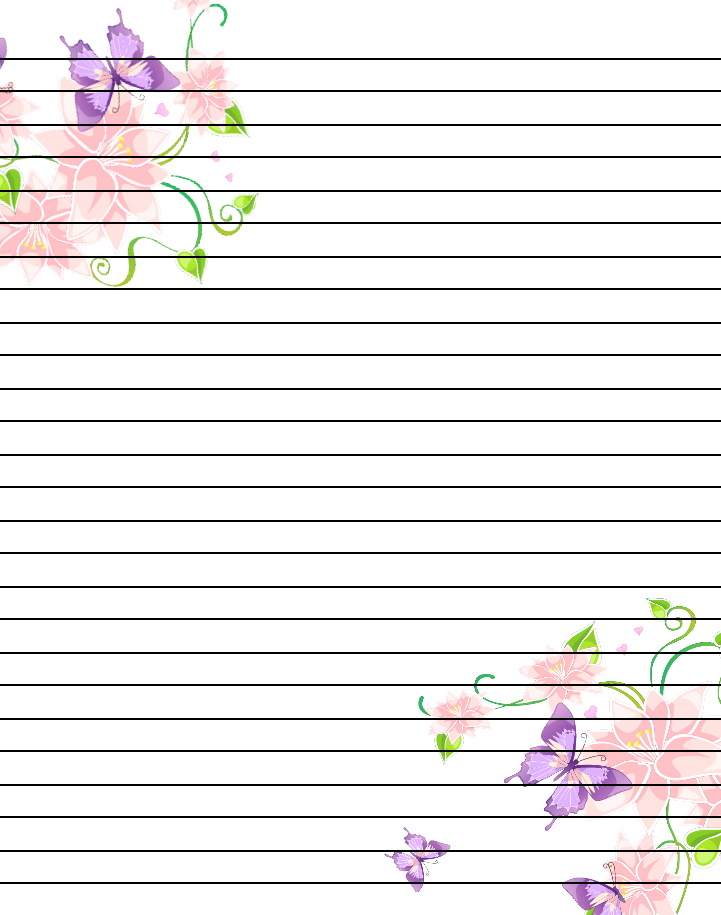 Writing paper stationery Homework Writing Service – Print Lined Writing Paper