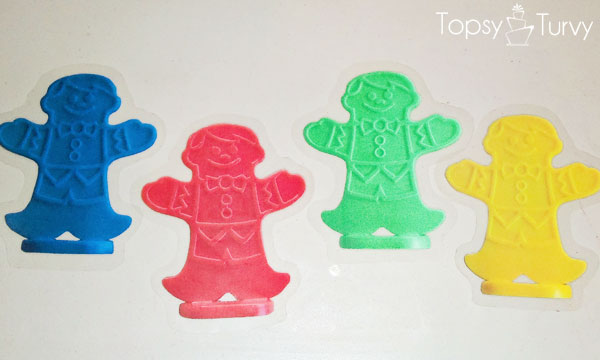 4 Images of Printable Candyland Game Pieces