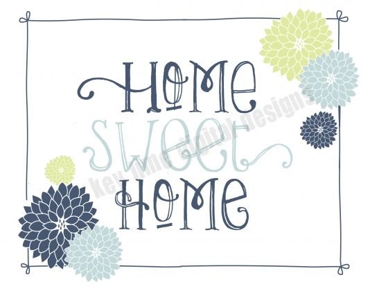 Crafts Home Decor Printables