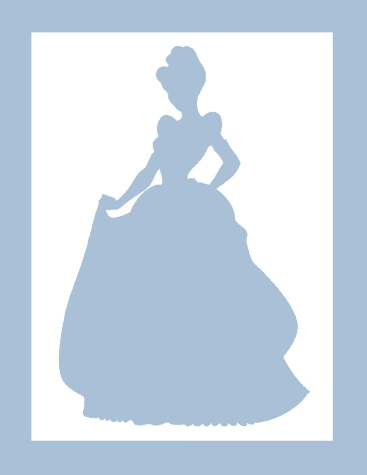4 Best Images Of Disney Printables Cinderella Princess