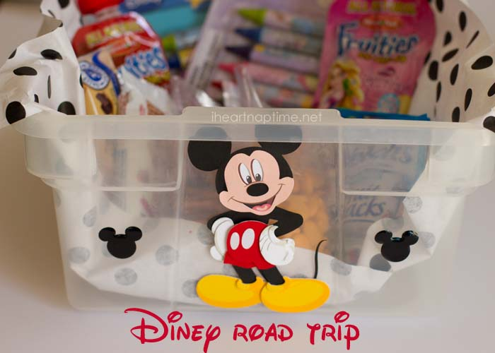 Disney Road Trip Ideas