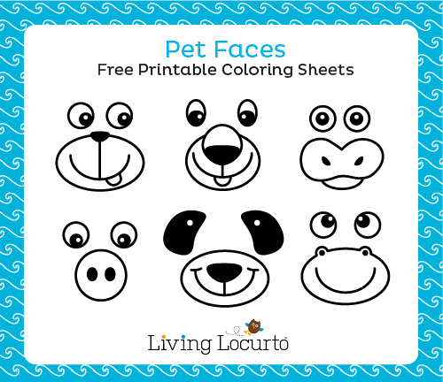 8 Images of Pet Animals Printables