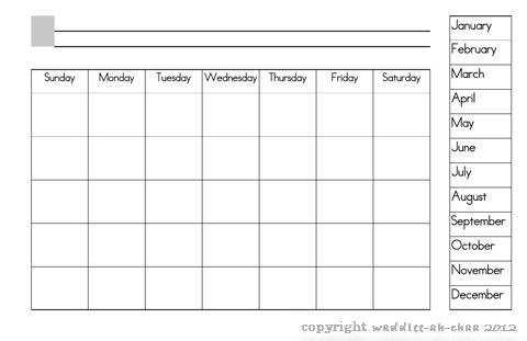free printable calendar worksheets preschool printable calendar