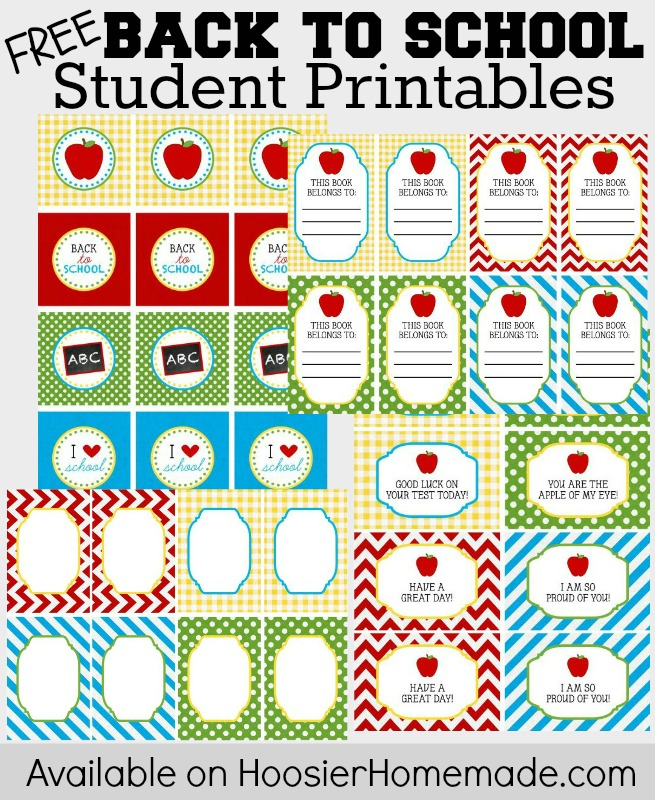 5 Images of Printables For School Teachers
