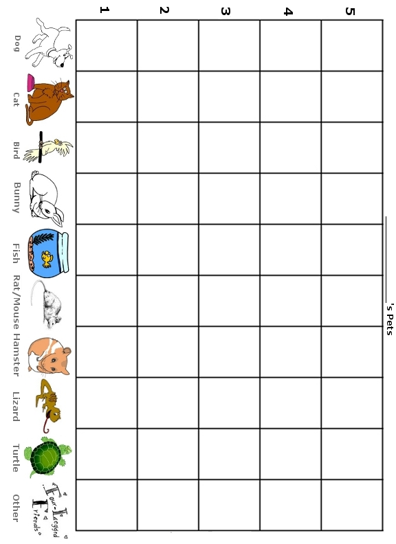 Number Names Worksheets kindergarten graphing worksheets : Number Names Worksheets : free printable graph worksheets ~ Free ...
