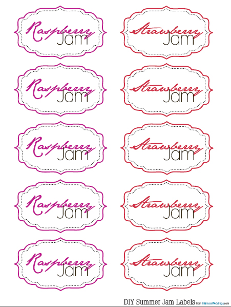 jelly jar label template - label printable images gallery category page 6