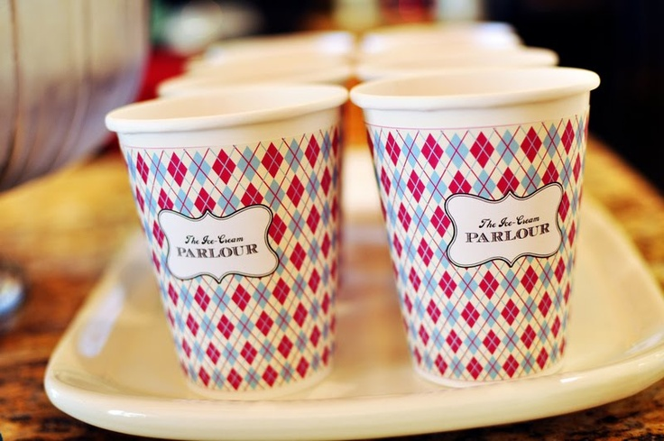 8 Images of The Ice Cream Parlor Printables