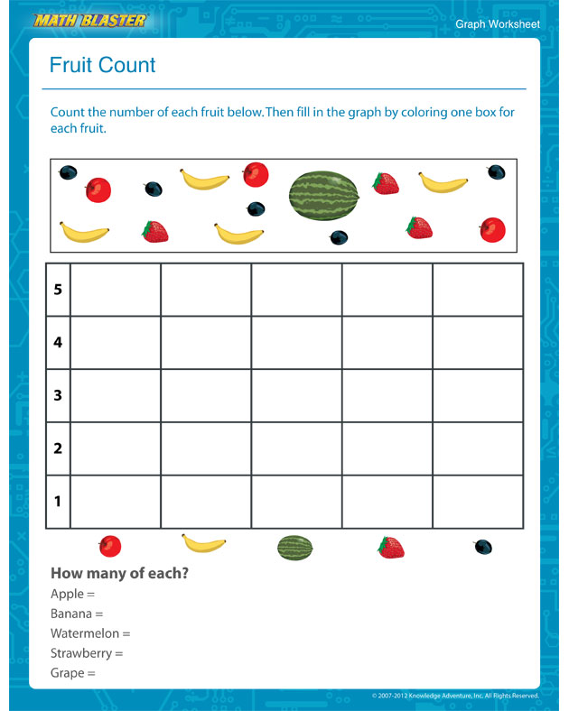 Worksheets Graphing Worksheets For Preschoolers 9 best images of free printable graphs for kindergarten math graph worksheets