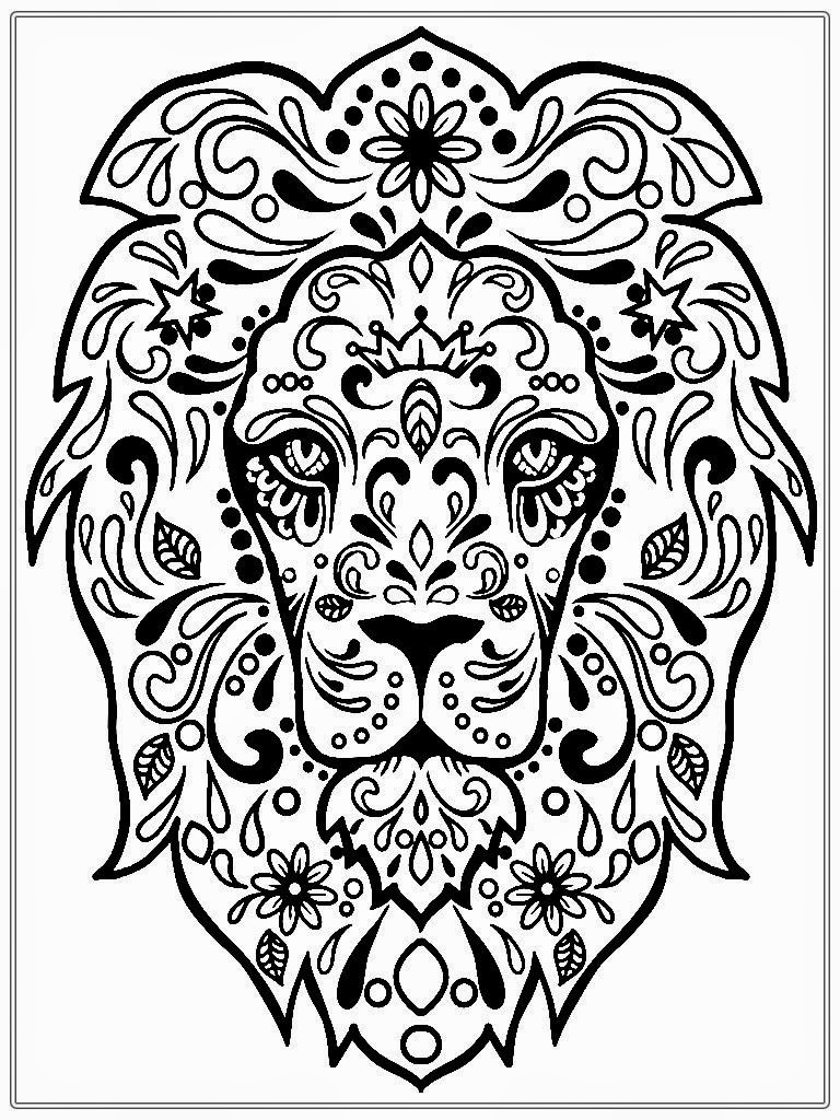7 Images of Masculine Adult Coloring Pages Free Printable Book