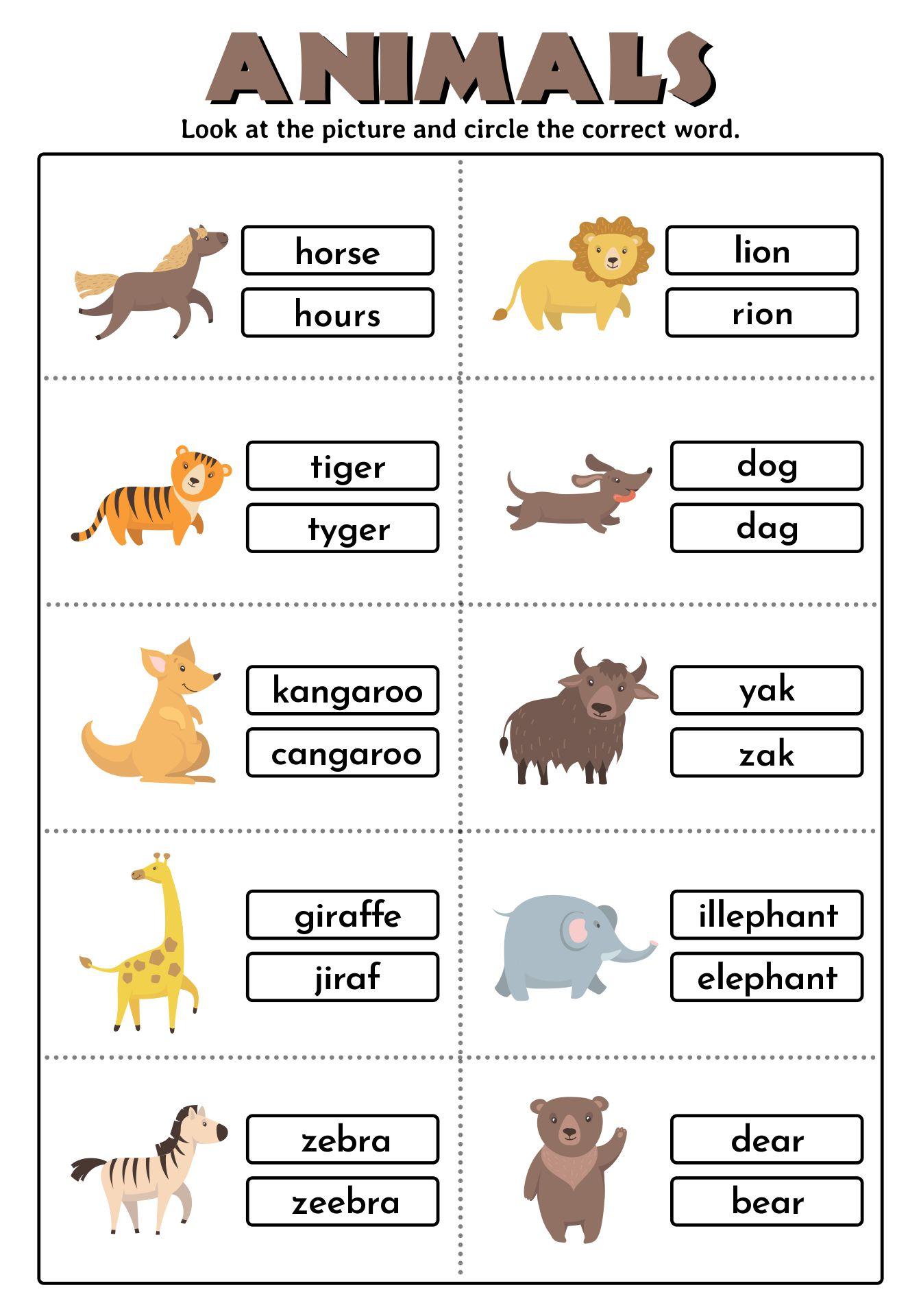 8 Best Images of 3 Year Old Preschool Printables - 4 Year ...