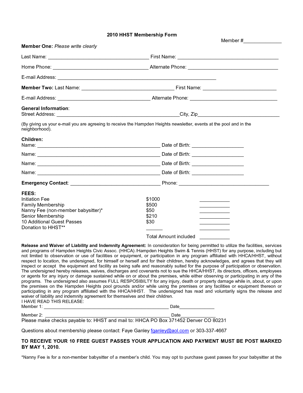 best images of printable baby sitter forms printable babysitting liability release form