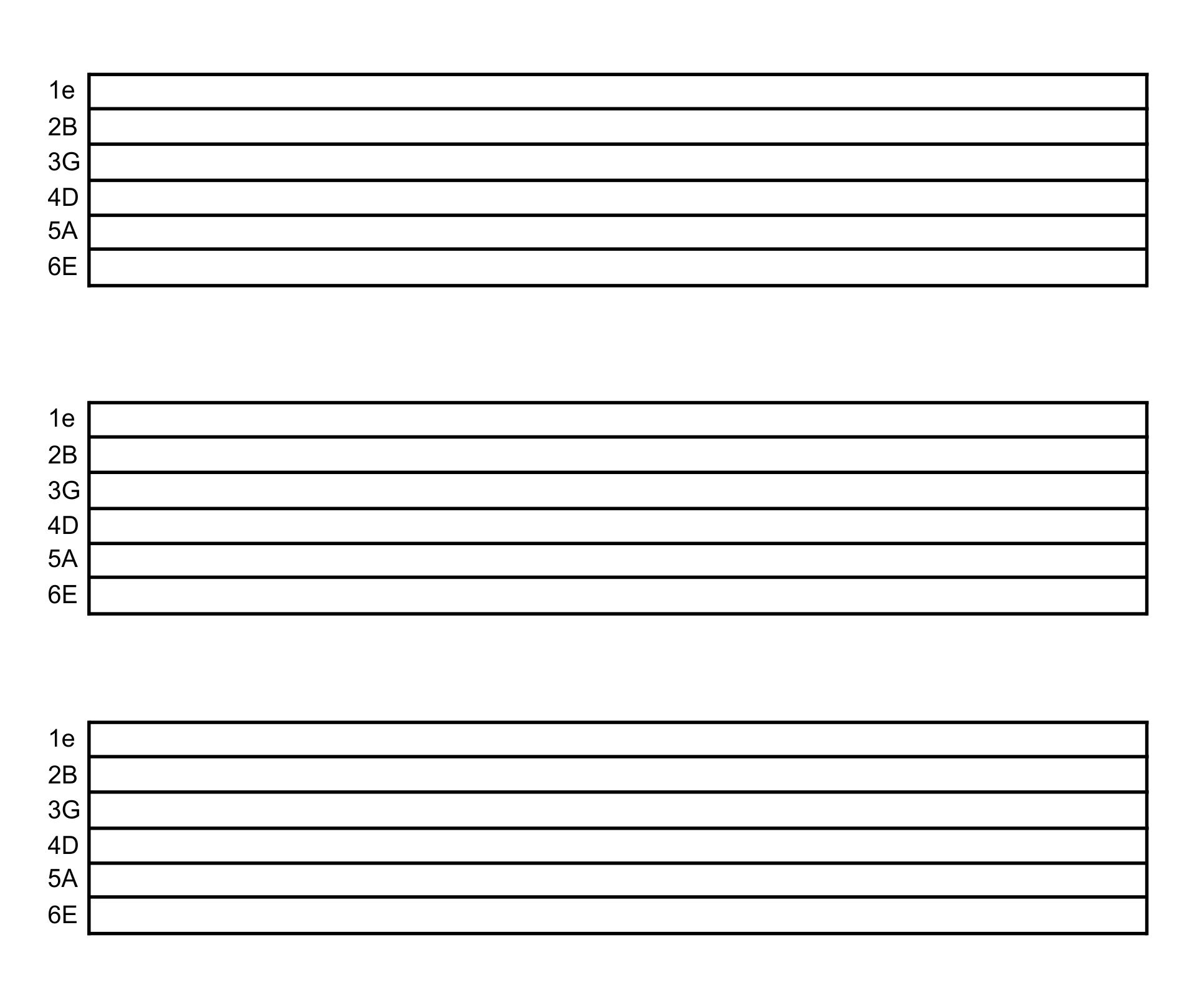 Blank Guitar Chord Charts