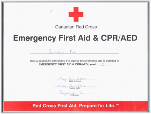 4 best images of free printable first aid certificate first aid certificate template cpr and for Cpr card template