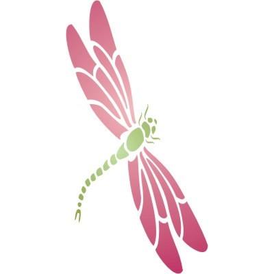 Dragonfly Stencils Free