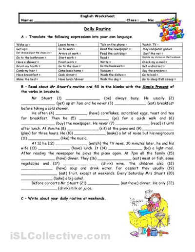 Free Printable Worksheets For Adults : Best images of free printable esl worksheets for adults