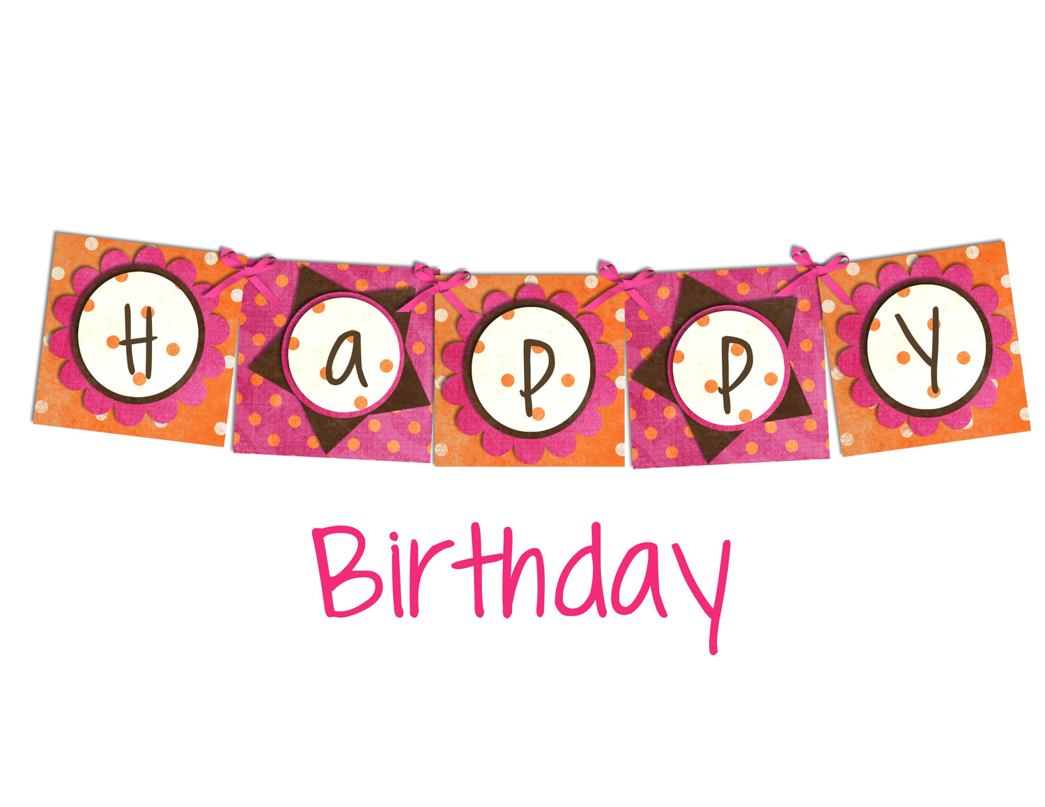 Crazy image regarding free printable birthday banners personalized