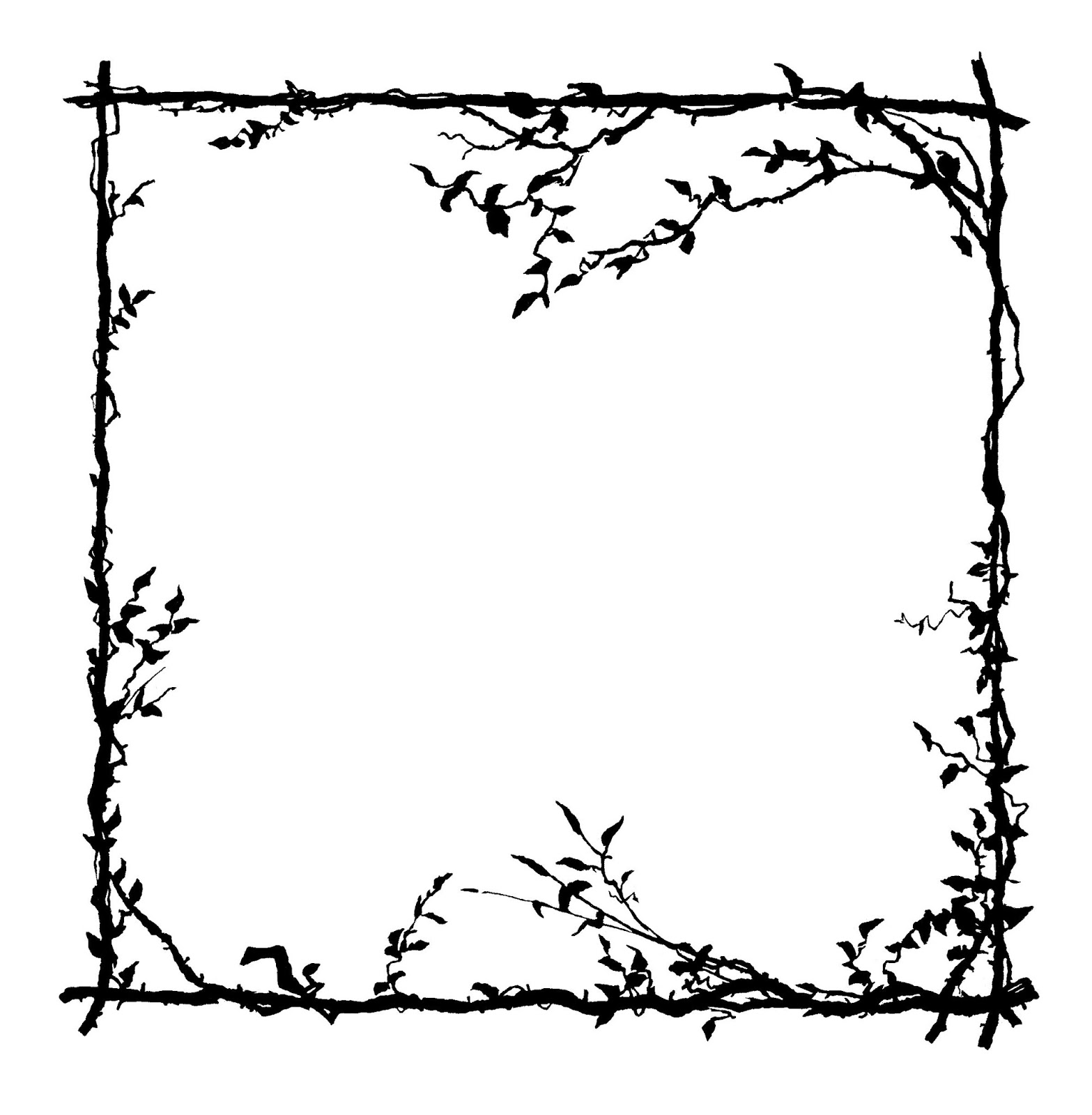 7 Images of Printable Frame And Border Design