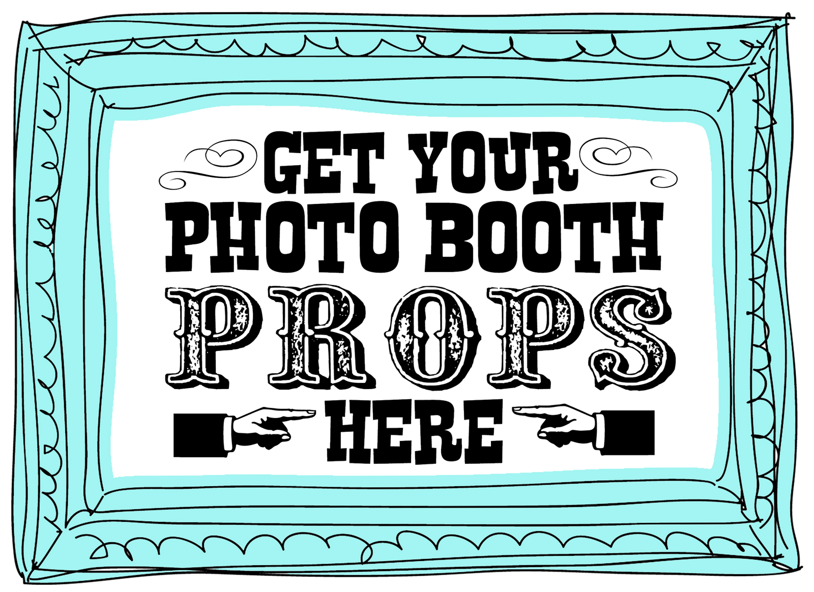 7 Images of 50 Free Printable Birthday Sign Photo Booth Props