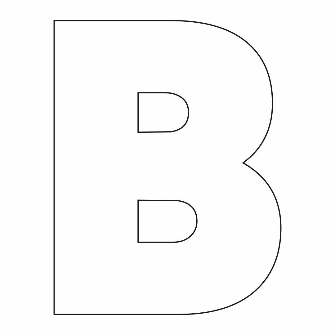 9 Best Free Printable 3 Inch Letter Stencils Printablee Com