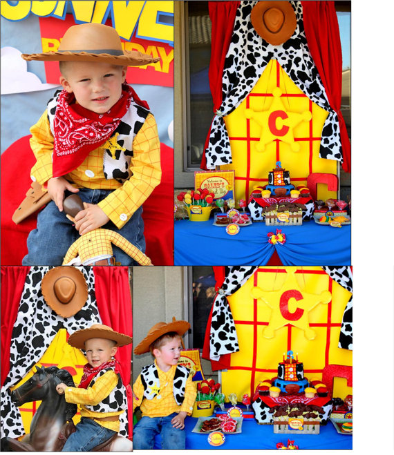 Woody Toy Story Birthday Party
