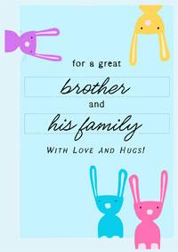 Printable Birthday Cards Brother