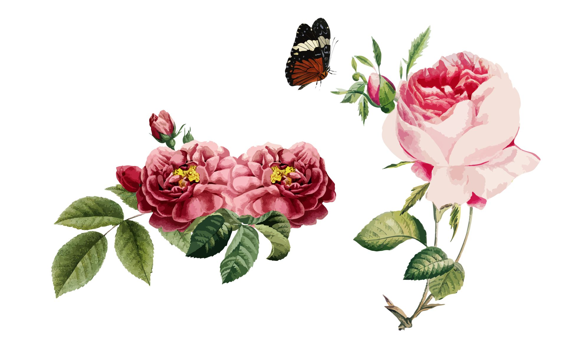 4 Images of Decoupage Vintage Printables Free