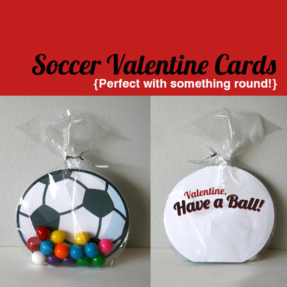 7 Images of Have A Soccer Ball Printable