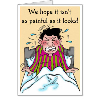 Get Well Card Humorous