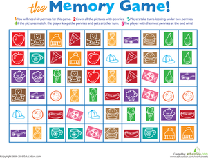 9 Best Images of Printable Memory Exercises For Adults - Adult ...