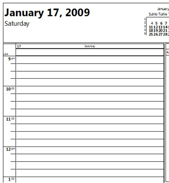 daily calendar 15 minute increments template - 8 best images of free printable daily schedule 15 minute