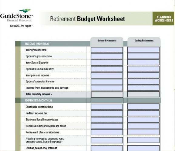 army budget worksheet worksheets releaseboard free printable worksheets and activities. Black Bedroom Furniture Sets. Home Design Ideas