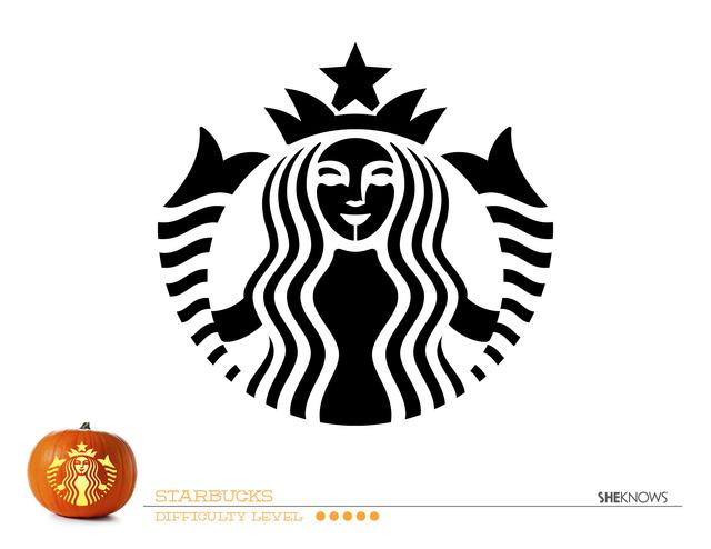 7 Images of Starbucks Logo Printable
