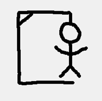 Stick Figure Hangman Game