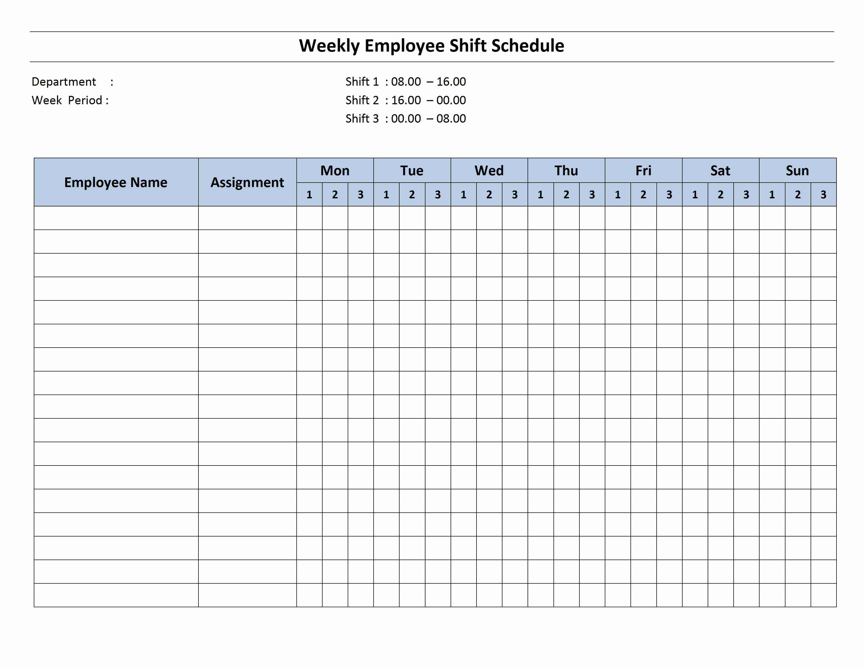 6 Images of Free Printable Work Hours Office