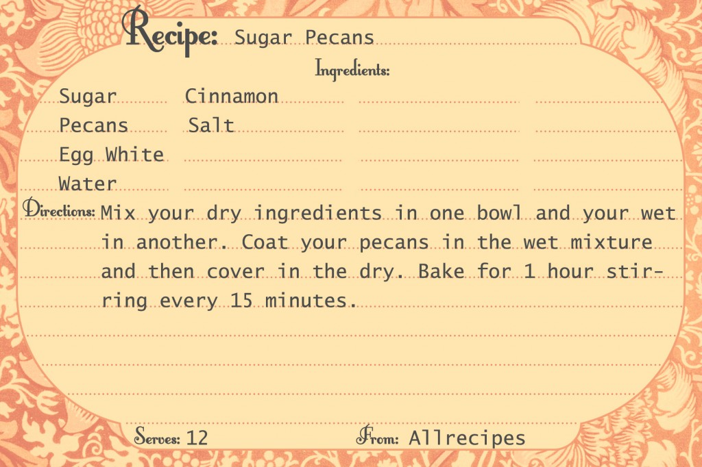 8 Images of Free Printable Recipe Cards To Type On