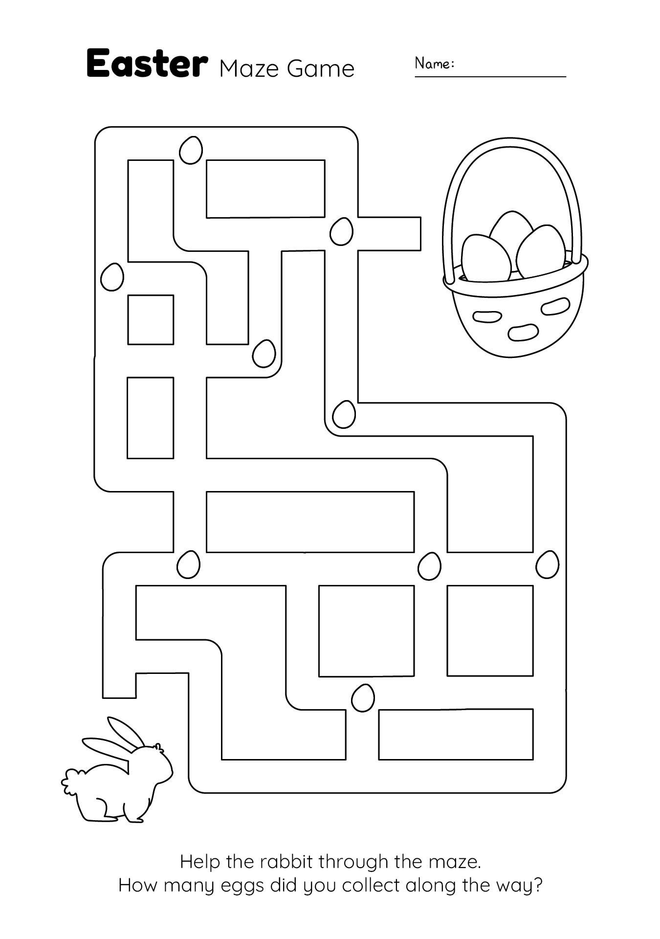 easter egg activity pages printables_58887 easter worksheet termolak on drawing lewis structures worksheet