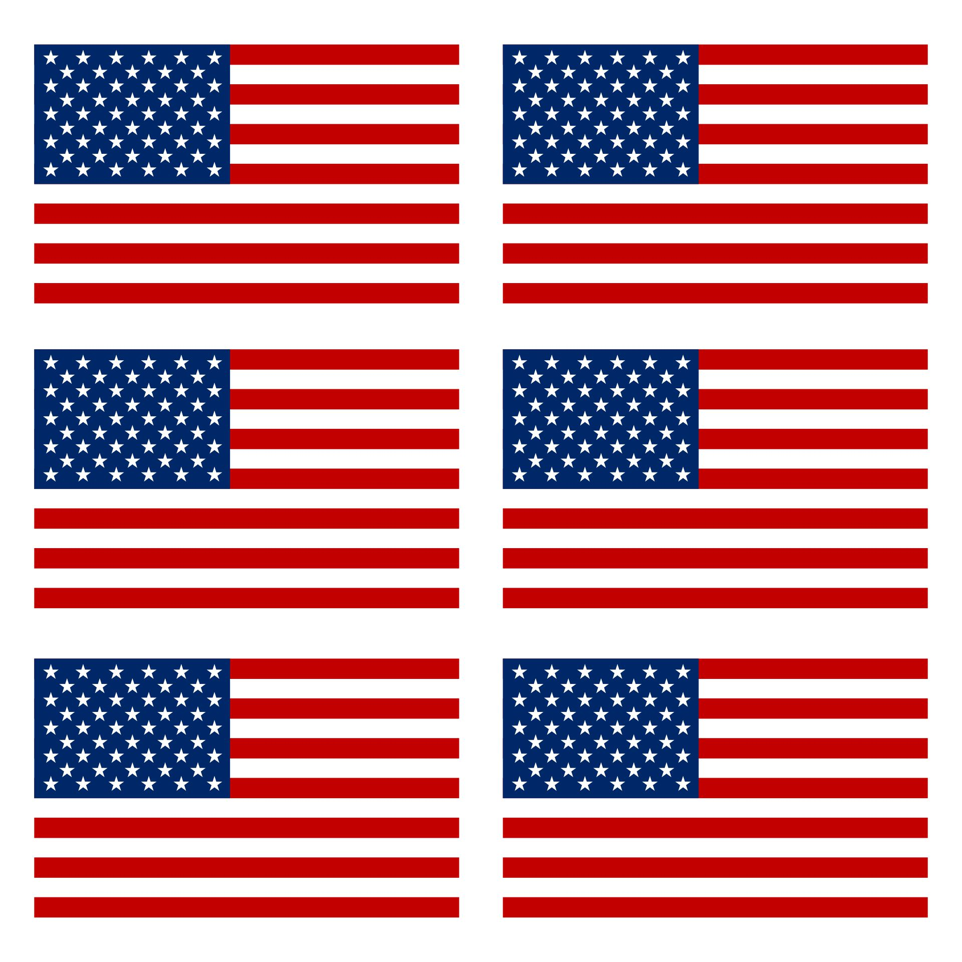8 Best Images of Black And White American Flag Banner ...