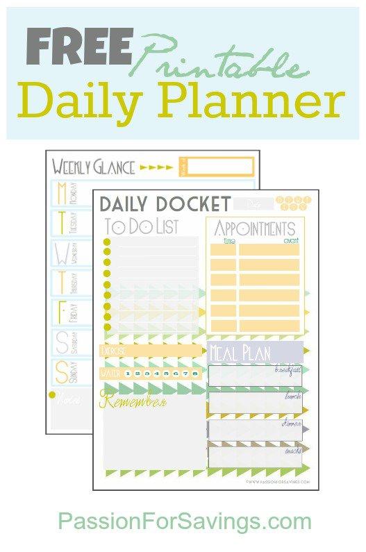 Weekly Goals Calendar : Best images of free printable weekly goal planner