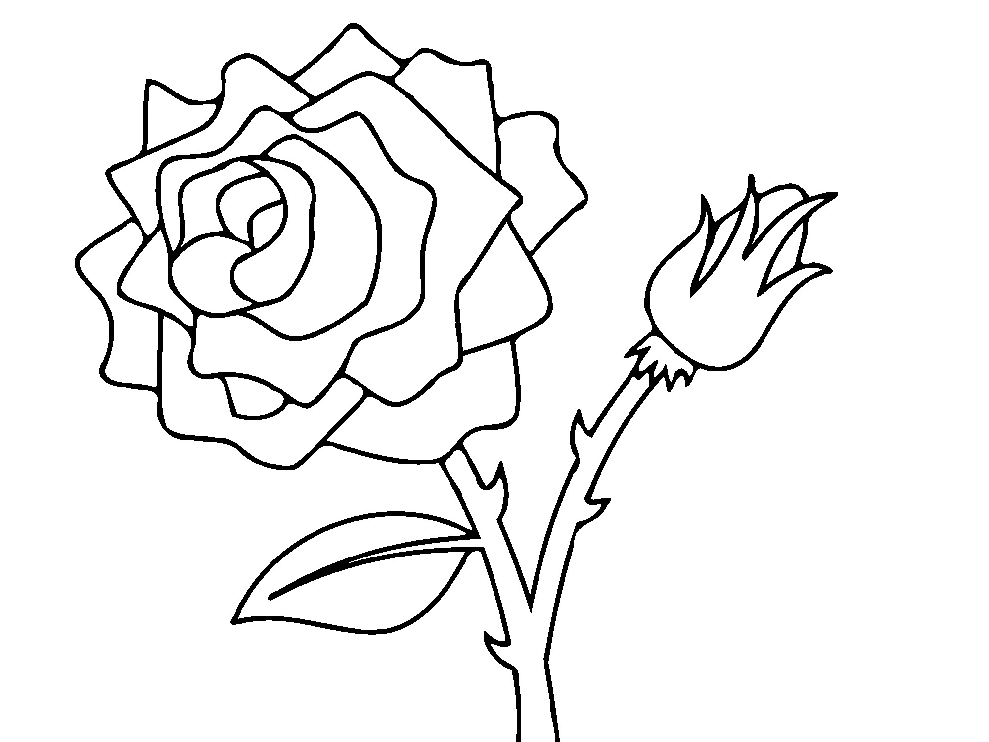 6 Images of Free Printable Flower And Rose