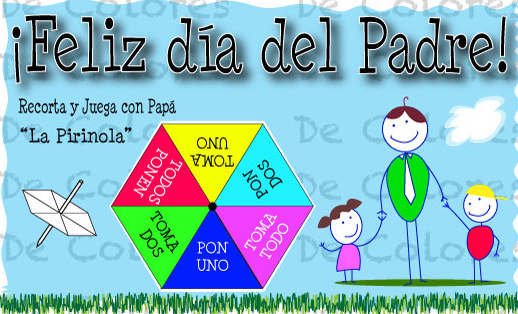 8 Images of Printable Spanish Father's Day Activities