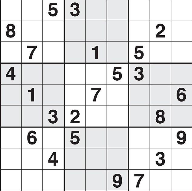 5 Images of Hardest Sudoku Puzzle Printable